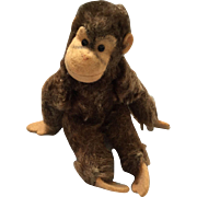 Small, Steiff Monkey