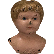 German, Minerva Tin Head