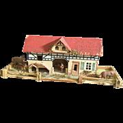 German, Hausser Barn and Yard