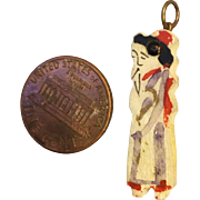 Miniature Oriental Woman