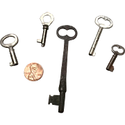 Assorted Antique Keys