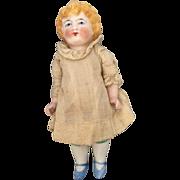 German, Miniature, Dollhouse Doll