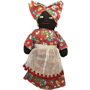 Black Cloth, Mama Doll