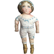 Large, Art Fabric Mills, Cloth Doll