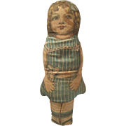 Arnold's Print Works Girl Doll