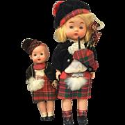 English, Roddy, Hard Plastic Dolls