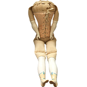 Humpty Dumpty Cloth Body with Corset