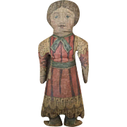 Printed Cloth Mother Doll