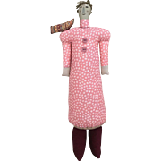 Artist Cloth Primitive Lady