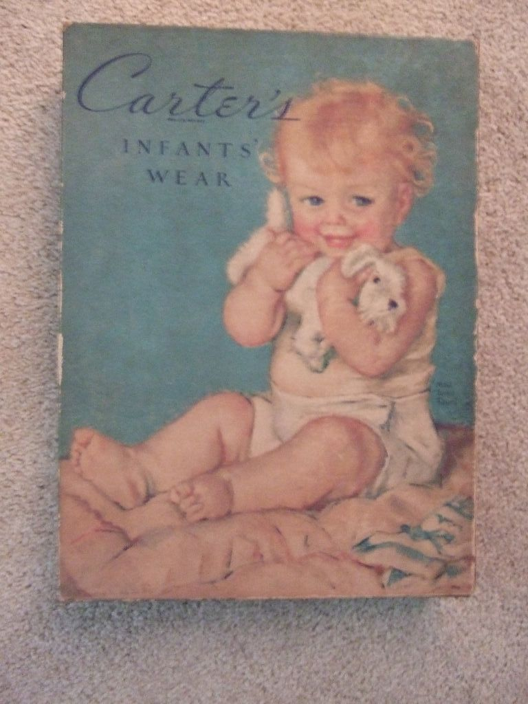 Carter's Infant Wear Box