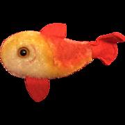 Steiff Mohair Fish