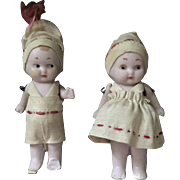 Pair of Hertwig Children