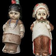Hertwig, Miniature Indians