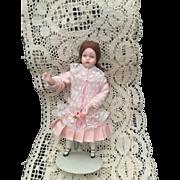Miniature, Dollhouse, Artist Doll