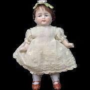 German, Miniature Girl Doll