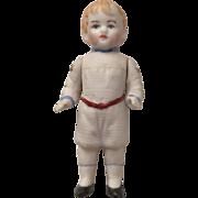 Artist, All Bisque Miniature Boy