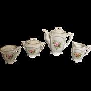 German, Victorian Child's Tea Set