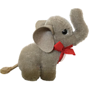 Mohair, Steiff Elephant, Jumbo