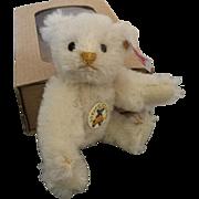 Steiff Club Teddy Bear White