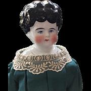 Pet Name, Edith China Head Doll
