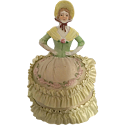 Pin Cushion Half Doll