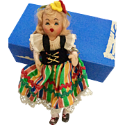 Tiny Town Folk Dancer