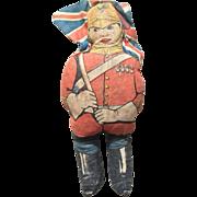 Dean's Rag British Soldier