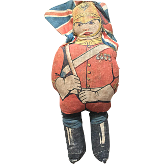 Dean's Rag British Soldier