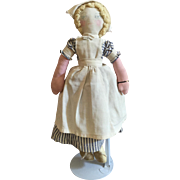Vintage Cloth Nurse