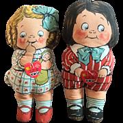English Dean's Rag Stuffed Children