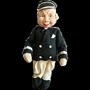 Cloth Train Conductor/ Ship Captain
