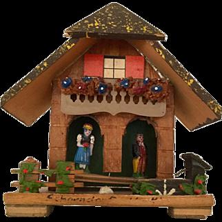 Miniature German House