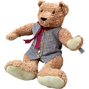 Hugh, Jointed Museum Bear