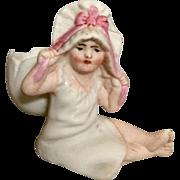 Miniature Heubach Figurine