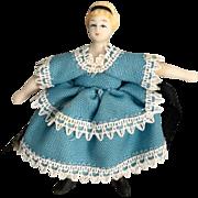 Shackman Miniature Dollhouse Doll