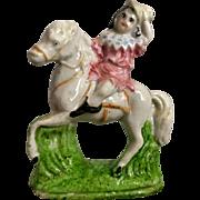Staffordshire Miniature Figurine