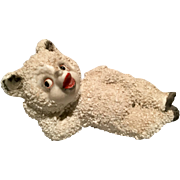 Japanese Snow Bear Figurine