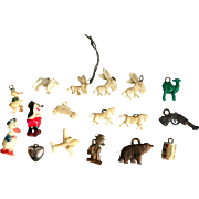 Hard Plastic Charms and Trinkets