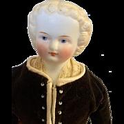 German, Parian Lady