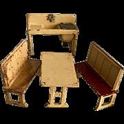 Arcade, Iron Kitchen Set