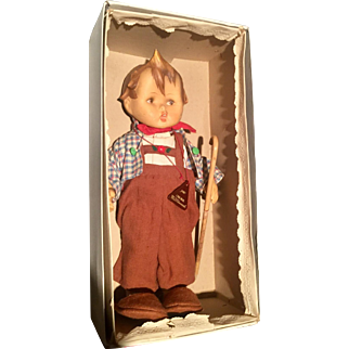 Hummel Vinyl Doll