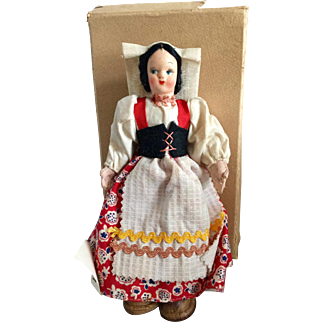 Roma, Souvenir Doll