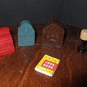 Vintage Wood Accessories