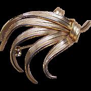 Vintage Henkel Grosse for Dior brooch, German Modernist Designer Jewelry (28)