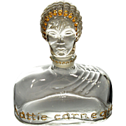Hattie Carnegie Perfume Bottle Perfume No7 Flacon De Perfume C1938 Book Piece
