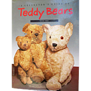 2 Teddy Bear Books for Collecting and Creating