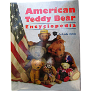 Vintage Book by Linda Mullins : American Teddy Bear Encyclopedia
