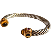 David Yurman Renaissance Bracelet Classic Citrine 7mm