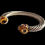 David Yurman Renaissance Bracelet Classic Citrine 7mm