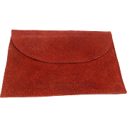 Cartier Jewelry Pouch Suede